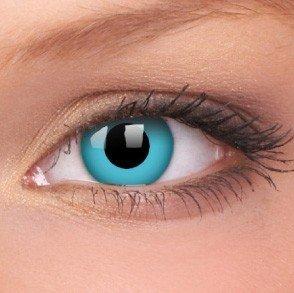 ColourVue Sky Blue Crazy Contact Lenses