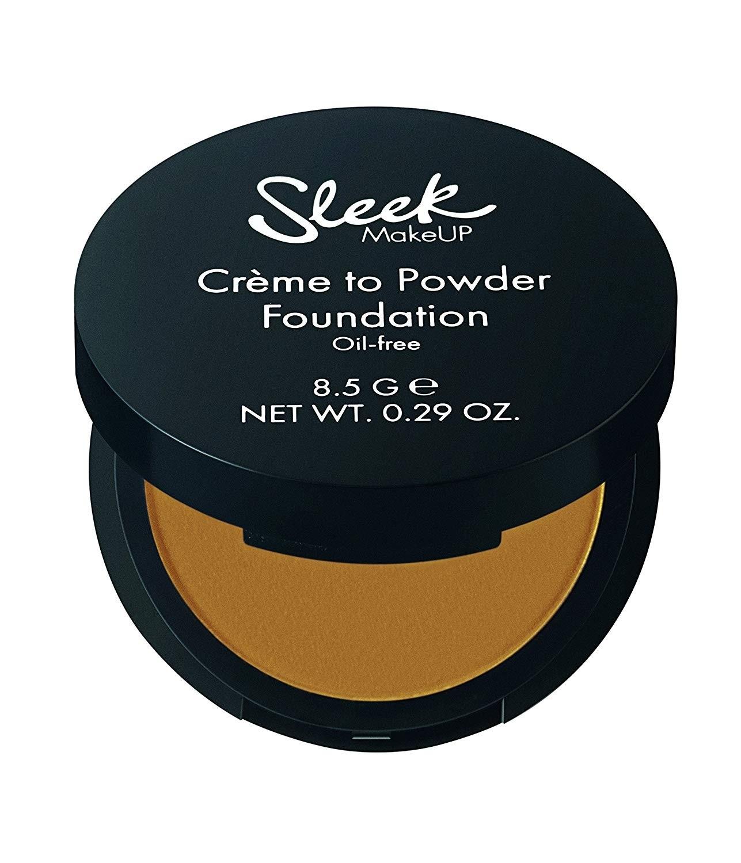 Sleek MakeUP Creme to Powder 8.5g Foundation C2P13 Coffee Bean (Medium)