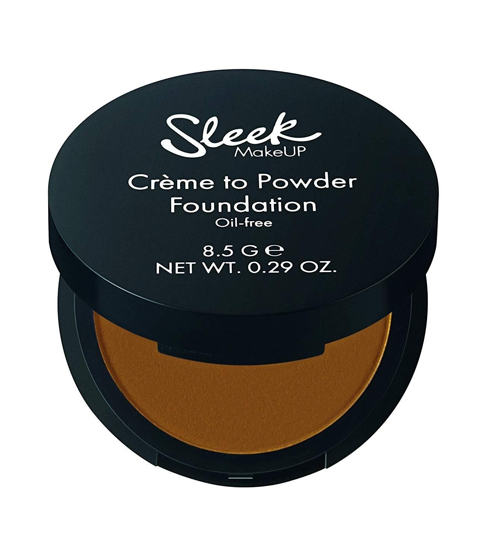 Sleek MakeUP Creme to Powder 8.5g Foundation C2P15 Toffee