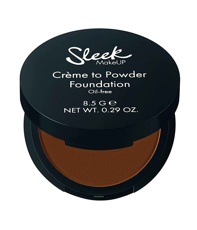 Sleek MakeUP Creme to Powder 8.5g Foundation C2P18 Chocolate Fudge