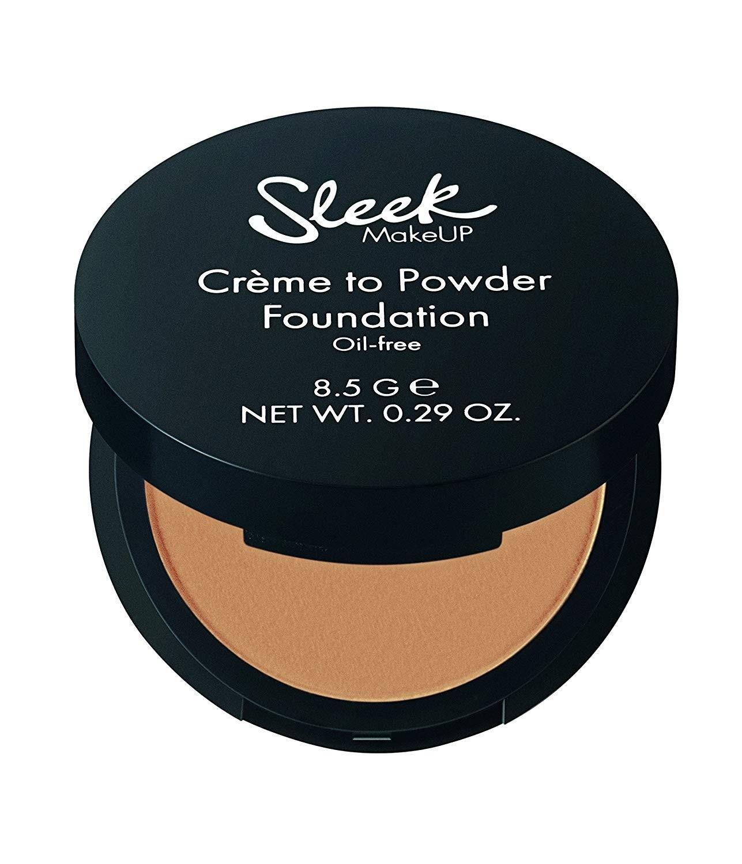 Sleek MakeUP Creme to Powder 8.5g Foundation C2P08 Noisette (Medium)