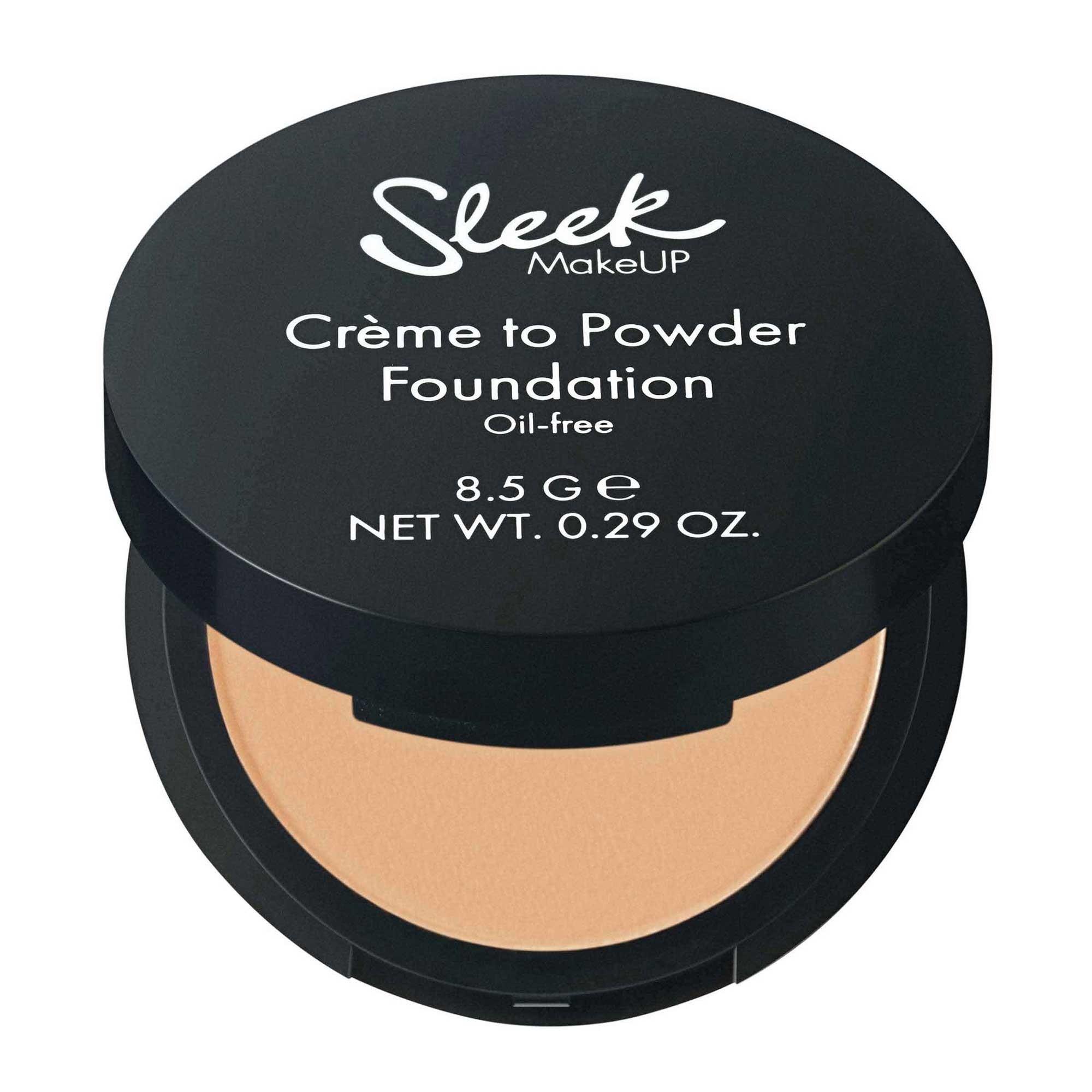 Sleek MakeUP Creme to Powder 8.5g Foundation C2P03 Barely