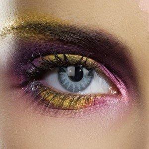 Edit's Colour Vision Range Solar Blue Contact Lenses