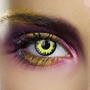 Edit's Colour Vision Range Solar Eclipse Contact Lenses