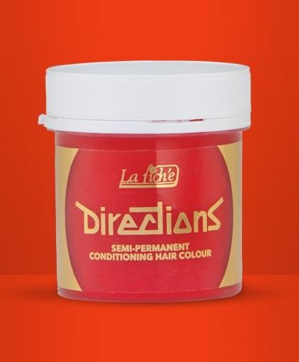 Tangerine Directions Hair Dye By La Riche