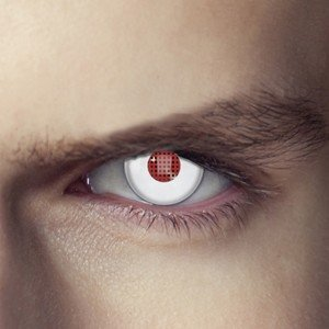 Terminator Humanoid Contact Lenses