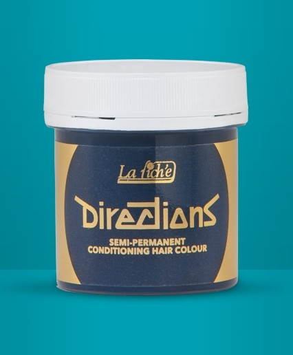 Turquoise Directions Hair Dye By La Riche