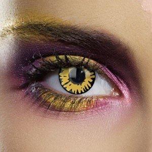Edit's Colour Vision Range Twilight Contact Lenses