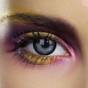 Edit's Big Eye Range Twinkle Eye Black Contact Lenses
