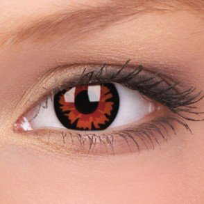 ColourVue Volturi Twilight Crazy Contact Lenses
