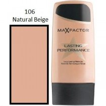 Max Factor Lasting Performance Foundation - 106 Natural Beige