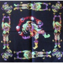 Skull Pattern Design 1 Bandana Head Scarf