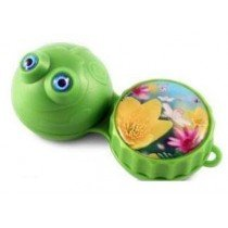 Frog 3D Contact Lenses Storage Soaking Case