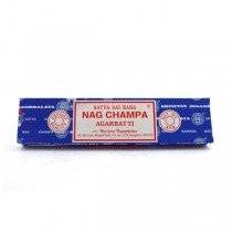 Agarbati 15 Gram Pack Of Satya Nag Champa Incense Sticks