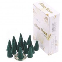 Aloe Vera Stamford Incense Cones