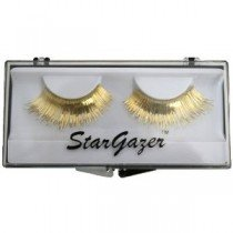 Stargazer Reusable False Eyelashes Gold Foil 11