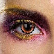 Edit's Big Eye Range Pretty Hazel Contact Lenses