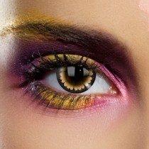 Edit's Big Eye Range Sexy Brown Contact Lenses