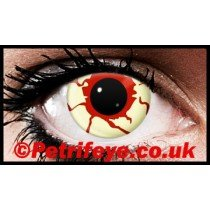 Blood Zombie Look Contact Lenses