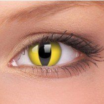 ColourVue Cats Eyes Crazy Contact Lenses
