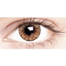 Brown Coloured Contact Lenses 30 Day