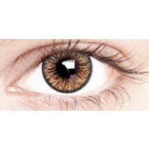 Oak Brown Coloured Contact Lenses 30 Day