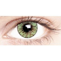 Velvet Green Coloured Contact Lenses 30 Day