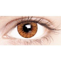 Honey Coloured Contact Lenses 30 Day