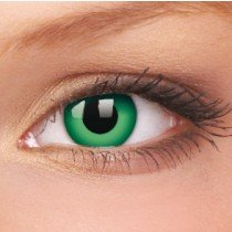 ColourVue Emerald Green Crazy Contact Lenses