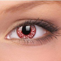ColourVue Blood Shot Crazy Contact Lenses
