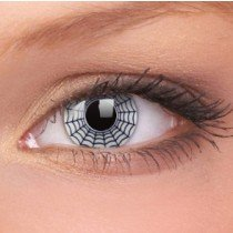 ColourVue Spider Crazy Contact Lenses