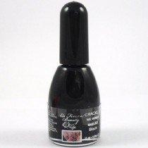 La Femme Crackle Shatter Nail Polish - Black