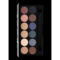 Sleek Makeup i Divine Eyeshadow Palette - Storm