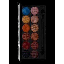 Sleek Makeup i Divine Eyeshadow Palette - Sunset