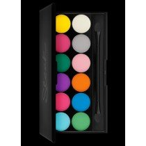 Sleek Makeup i Divine Eyeshadow Palette - Ultra Mattes V1