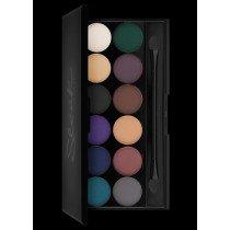 Sleek Makeup i Divine Eyeshadow Palette - Ultra Mattes V2