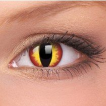 ColourVue Dragon Eyes Crazy Contact Lenses