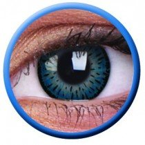 ColourVue Aqua Elegance Coloured Contact Lenses