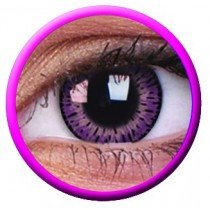 ColourVue Pink Elegance Coloured Contact Lenses
