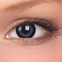ColourVue Evening Grey Big Eyes Contact Lenses