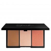 Sleek Face Form Contouring & Blush Palette (Fair)
