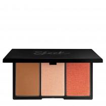 Sleek Face Form Contouring & Blush Palette (Light)