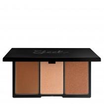 Sleek Face Form Contouring & Blush Palette (Medium)