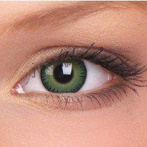 ColourVue Green/Yellow Fusion Coloured Contact Lenses