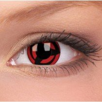 ColourVue Kakashi Crazy Contact Lenses