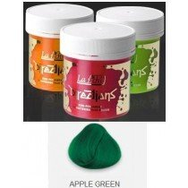 Apple Green Directions Semi Perm Hair Dye By La Riche