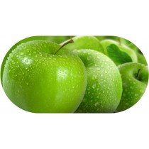 Funky Apple Contact Lens soaking Case With Mirror
