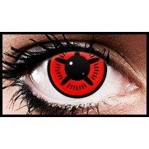 (90 Day Wear) Mukura Bleach Anime Coloured Contact Lenses