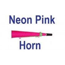 Neon Pink Woofer Horn