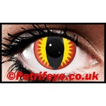 Pheonix Eye Wild Contact lenses
